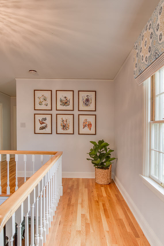 gallery wall // one room challenge // @simplifiedbee