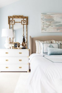 serene bedroom design // style your senses // via @simplifiedbee