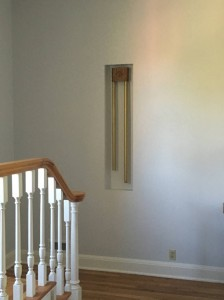 staircase before // @simplifiedbee