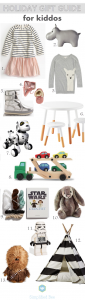 holiday gift guide 2015 // for the kids // via @simplifiedbee