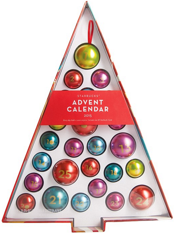 advent calendar 2015 // via @simplifiedbee