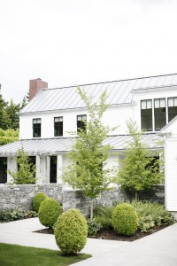 modern farm house // H2 Design + Build