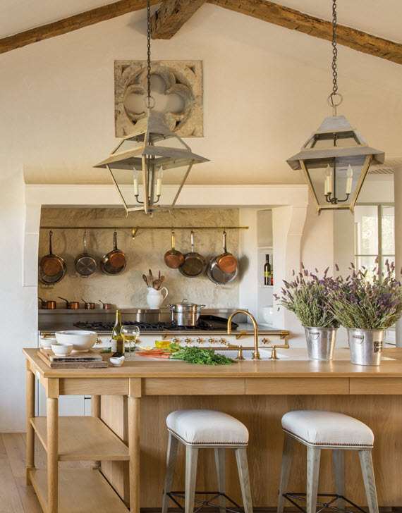 kitchen // steve and brooke giannetti // patina farm