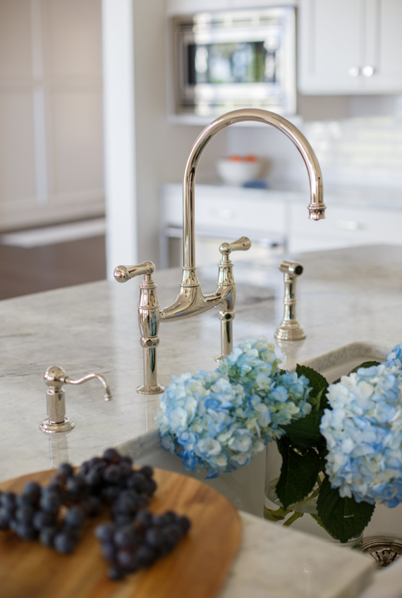 bridge kitchen faucet