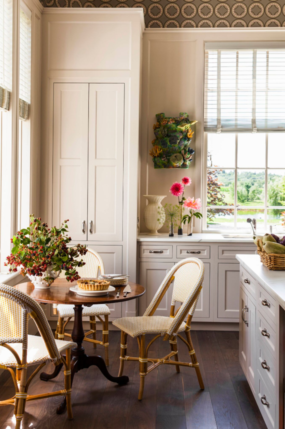 breakfast table // kitchen // katie ridder