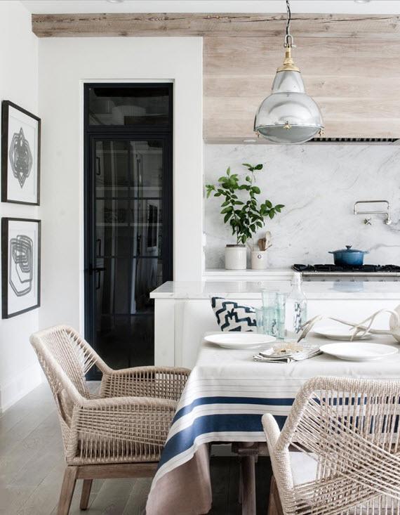 kitchen design trends 2018 // cozy kitchens // @simplifiedbee