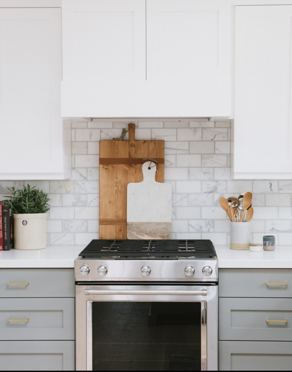 stylish organized kitchen // studio mcgee
