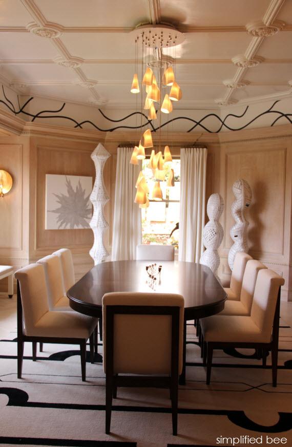 San Francisco Decorator Showcase 2013 Master Sitting: San Francisco Decorator Showcase Dining Room