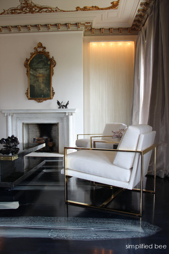 San Francisco Decorator Showcase 2013 Master Sitting: San Francisco Decorator Showcase Living Room // Catherine