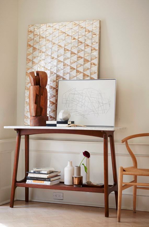 Chic Console Table West Elm