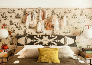chinoiserie bedroom design #bedrooms #chinoiserie