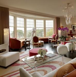 Living Room // San Francisco Decorator Showcase // Phillip Silver