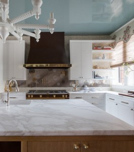 San Francisco Decorator Showcase // Kitchen // Navarra Design