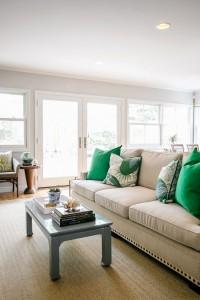 living room // cristin priest design // rue magazine