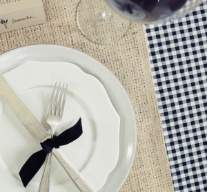 simple + modern thanksgiving table // camille styles // photo wynn myers